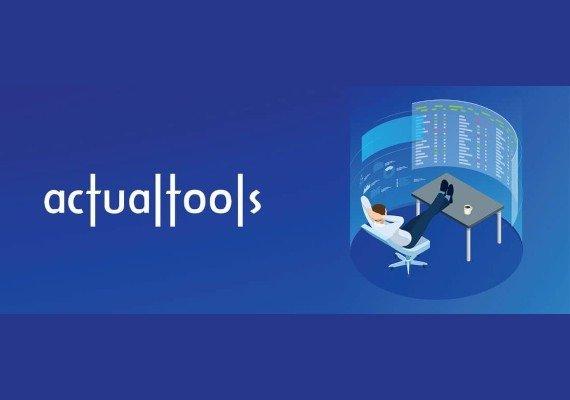 Actual Tools - Actual File Folders
