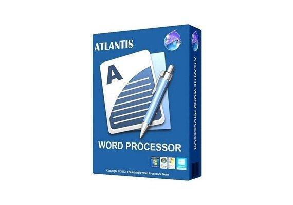 Atlantis Word Processor 4