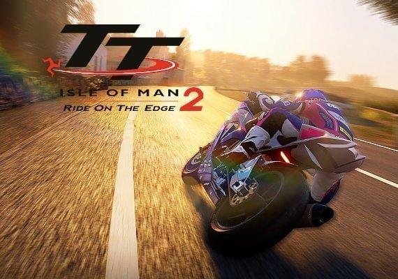 TT Isle of Man Ride on the Edge 2 ARG