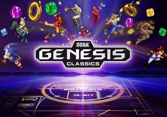 SEGA Genesis Classics ARG