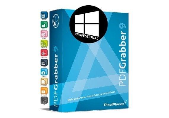 PdfGrabber 9 Professional