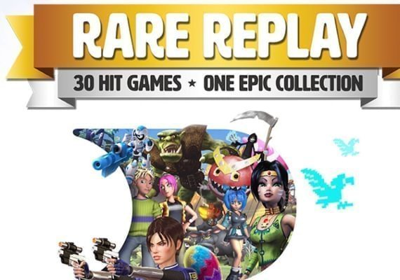 Rare Replay ARG