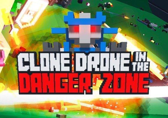 Clone Drone in the Danger Zone EU