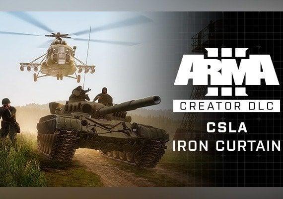 Arma 3 Creator DLC: CSLA Iron Curtain EU