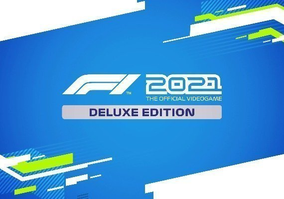 F1 2021 - Deluxe Edition US