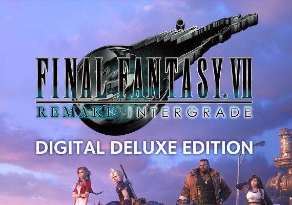 Final Fantasy VII Remake Intergrade - Digital Deluxe Edition PS5