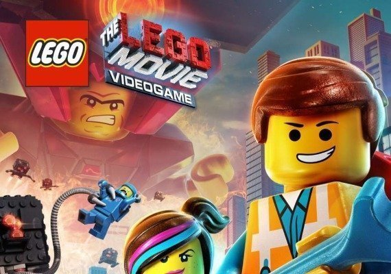 The LEGO Movie Videogame US