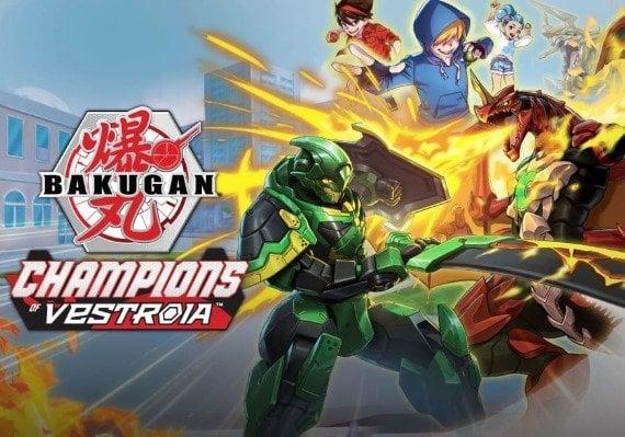 Bakugan: Champions of Vestroia US