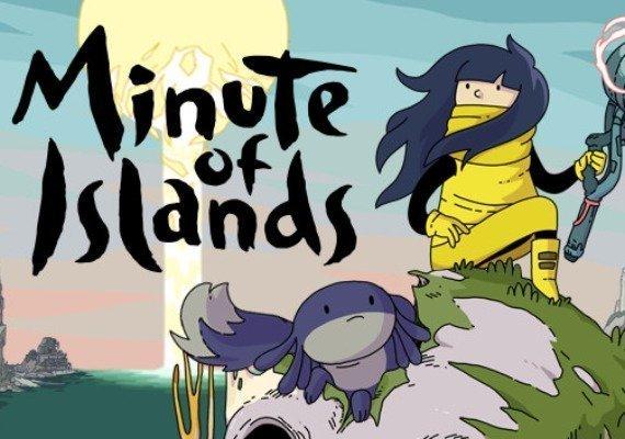 Minute of Islands EU PS4