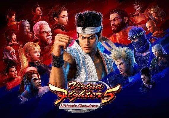 Virtua Fighter 5: Ultimate Showdown EU PS4