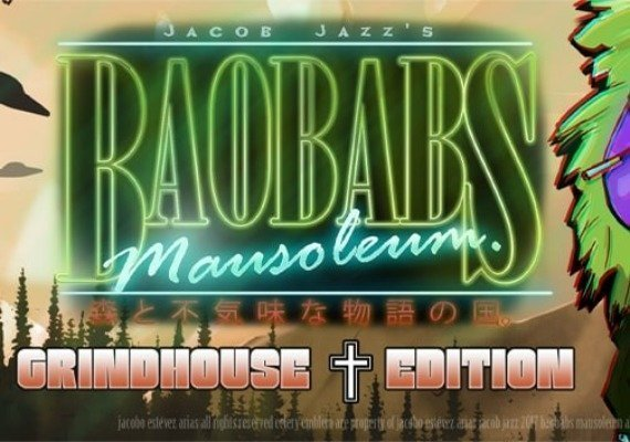 Baobabs Mausoleum - Grindhouse Edition