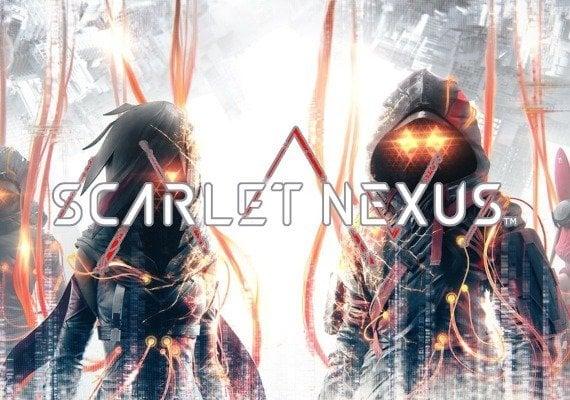 Scarlet Nexus ARG