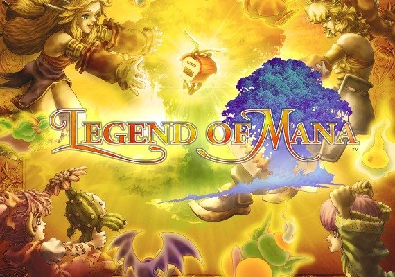 Legend of Mana - Remastered