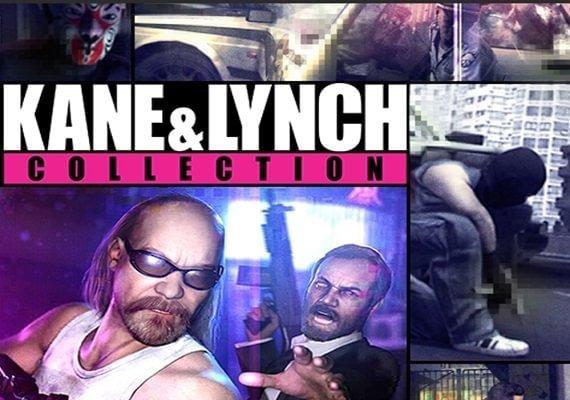 Kane and Lynch - Collection EU