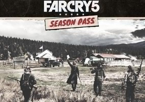 Far Cry 5 - Season Pass RU