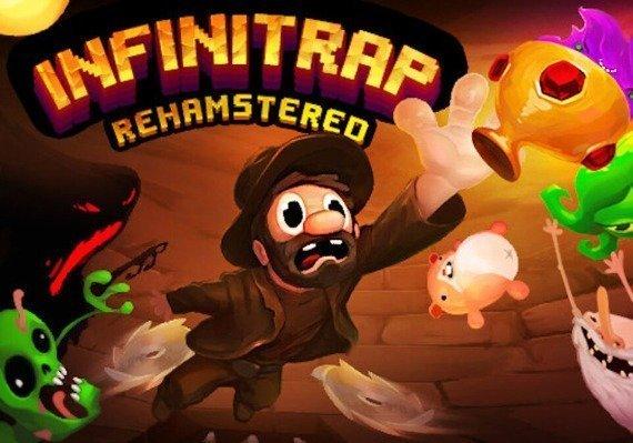 Infinitrap: Rehamstered ARG