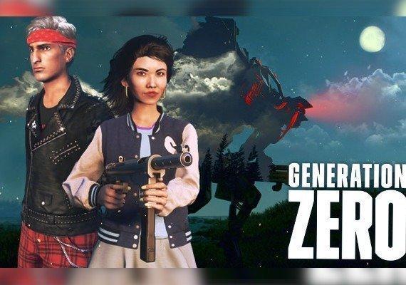 Generation Zero - Story Bundle ARG