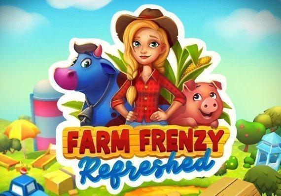 Farm Frenzy: Refreshed US