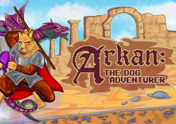 Arkan: The Dog Adventurer ARG