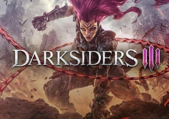 Darksiders 3 - Deluxe Extras EU