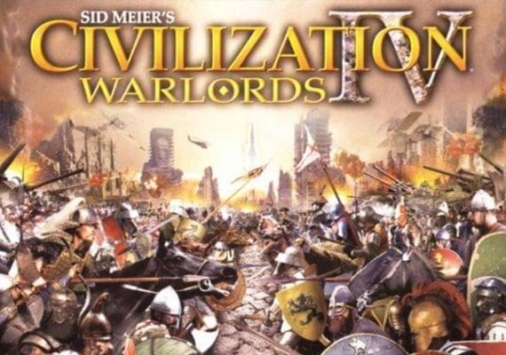 Sid Meier's Civilization IV: Warlords EU