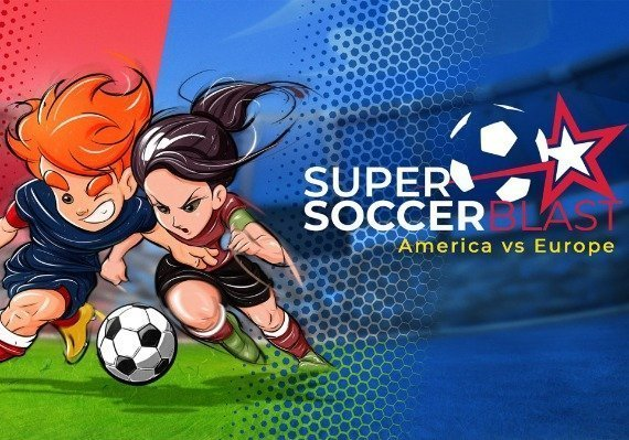 Super Soccer Blast: America vs Europe EU