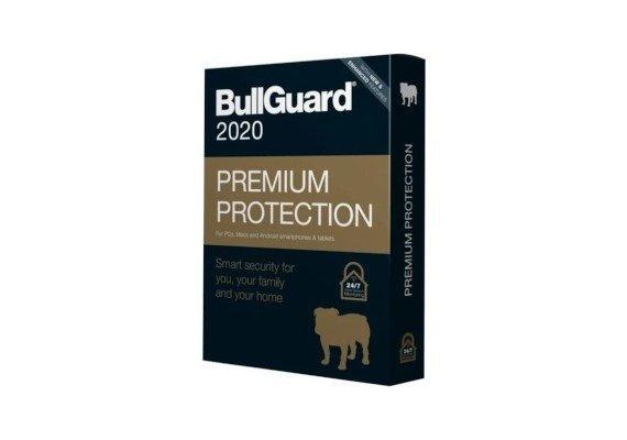 BullGuard Premium Protection 2020 3 Years 1 Dev