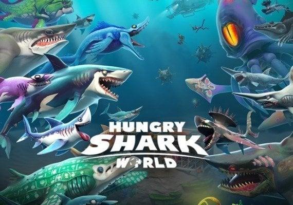 Hungry Shark World EU