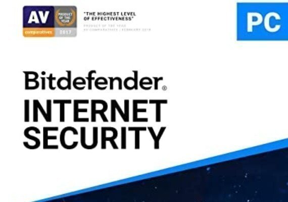 Bitdefender Internet Security 3 Years 1 Device