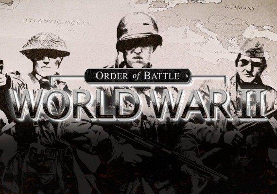 Order of Battle: World War II US