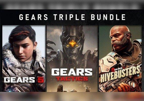 Gears Triple Bundle US