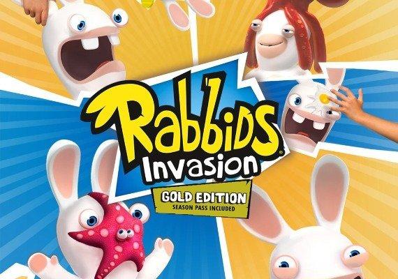 Rabbids Invasion - Gold Edition EU