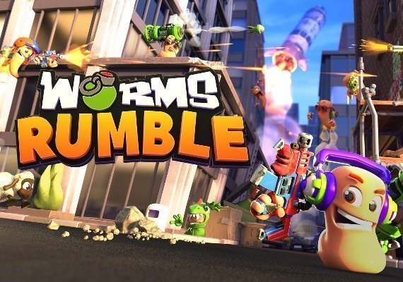 Worms Rumble US