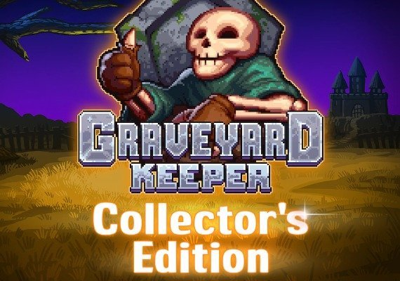 Graveyard Keeper - Ultimate Collector's Edition EU