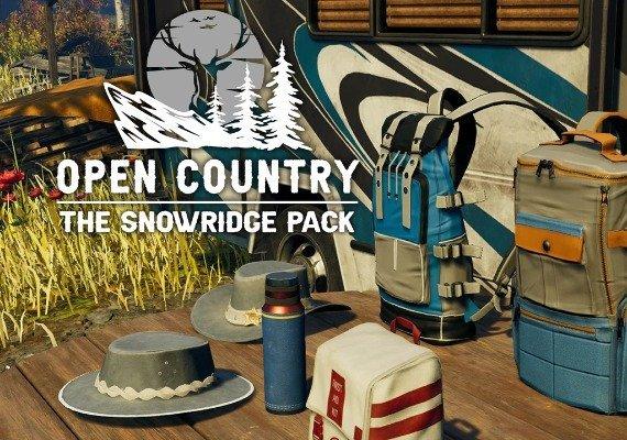 Open Country - Snowridge Pack Launch Bundle EU PS4