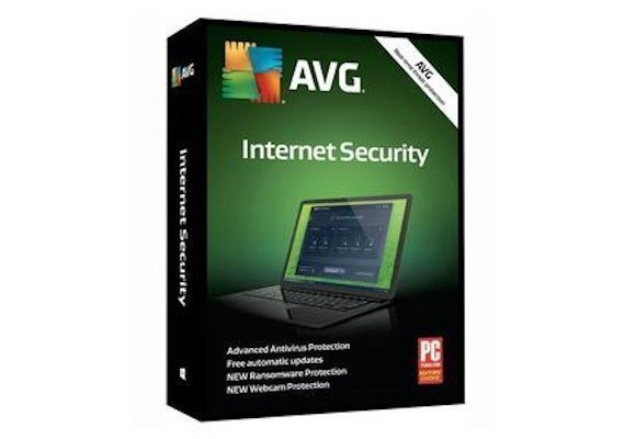 AVG Internet Security 2 Years 1 User NA