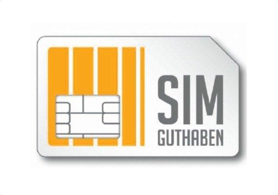 SIMGuthaben Gift Card 15 EUR DE