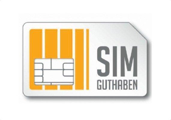 SIMGuthaben Gift Card 30 EUR DE