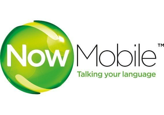Now Mobile Gift Card 10 GBP UK