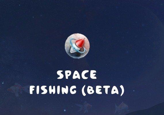 Space Fishing -  2000x Golden Hook