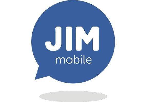JIM Mobile Gift Card 5 EUR BE