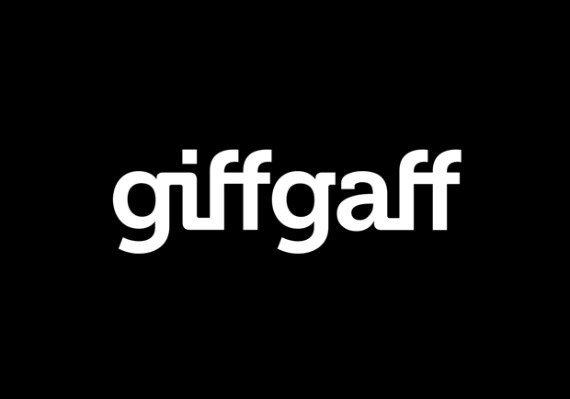 giffgaff Gift Card 10 GBP UK