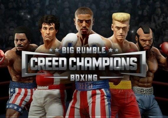 Big Rumble Boxing: Creed Champions US