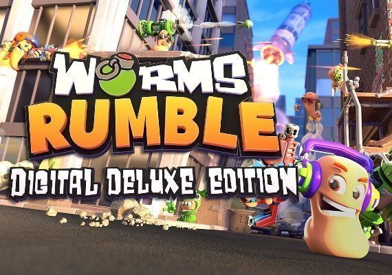 Worms Rumble - Deluxe Edition ARG