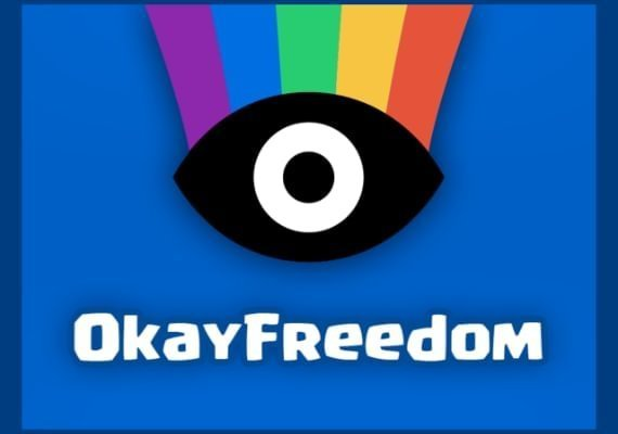 OkayFreedom VPN Premium VPN 1 Year Code 10GB Monthly Limit