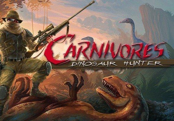 Carnivores: Dinosaur Hunt EU PS4