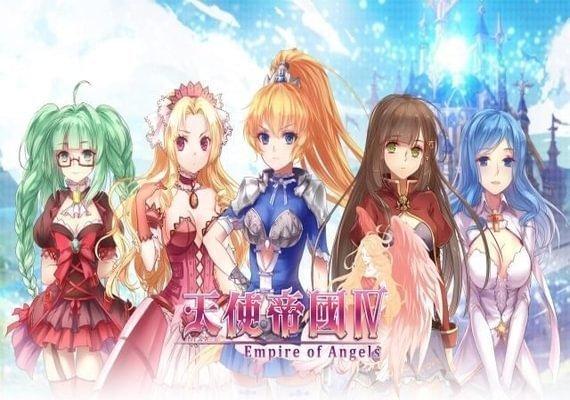 Empire of Angels IV EU PS4