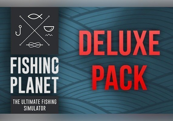 Fishing Planet - Deluxe Pack ARG
