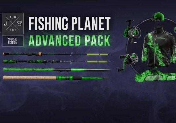Fishing Planet - Advanced Starter Pack ARG