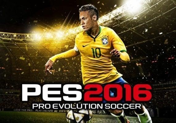 Pro Evolution Soccer 2016 RU